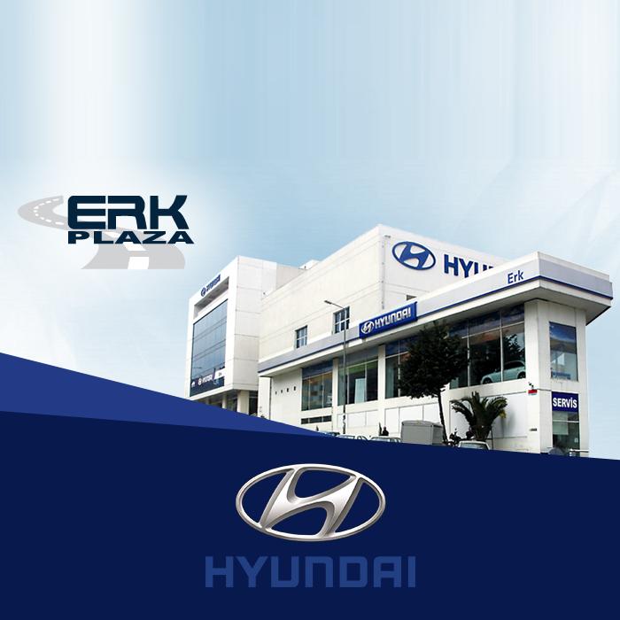 Erk Plaza Hyundai Bayi Hyundai Yetkili Servisi Bayrampaşa